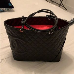 Chanel Tote. Worn no more than 4 times!